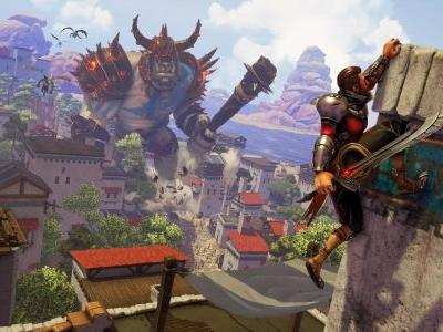 Extinction's story trailer has me ready to mess some monsters up