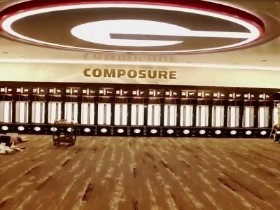 University of Georgia's $63 million stadium upgrade includes a new locker room, a lounge for recruits, and shows how swanky football facilities have become