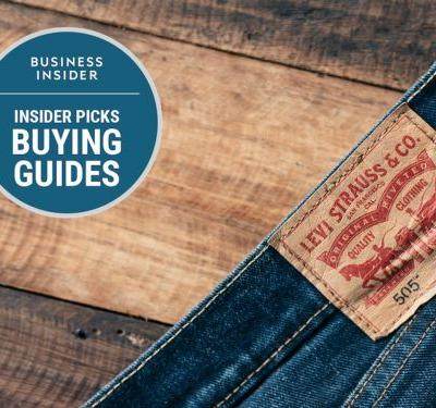 The best places to buy men's jeans