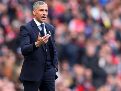 Brighton sack Hughton one day after Premier League season ends