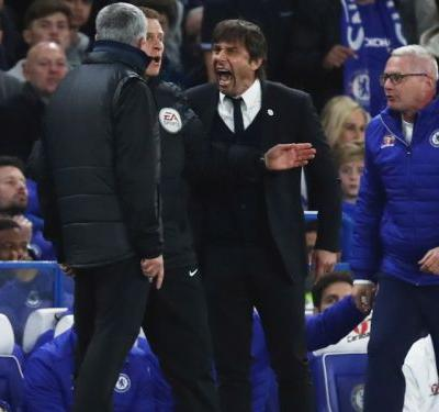 Conte to Mourinho: Think about your own team