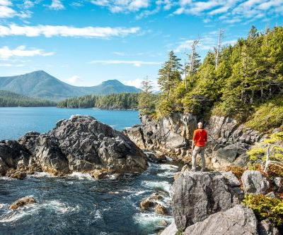 Surfing & Hot Springs In Tofino On Vancouver Island