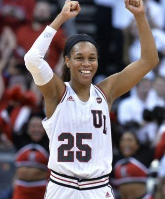 No. 3 Louisville women beat cold-shooting No. 2 UConn