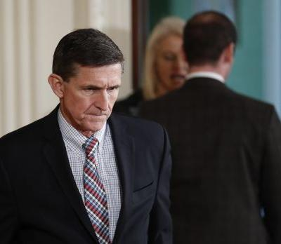 Michael Flynn's son is reportedly now a subject in the Russia investigation