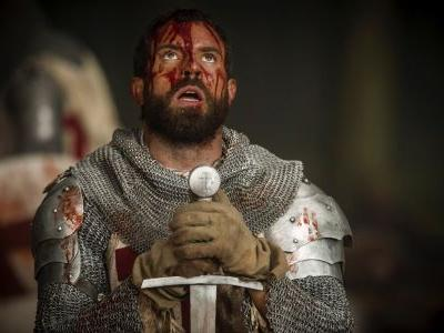 Knightfall Review: History's Templar Knight Saga Takes a Page From Dan Brown