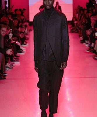 Abasi Rosborough Fall Winter 2018: New York Fashion Week Men's