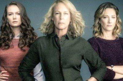 Halloween Features Jamie Lee Curtis in Surprise Second