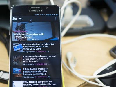 Windows Central apps for Windows 10, Android and iOS deliver all the goods on the go