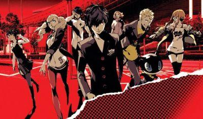 Persona 5 Anime Announced for 2018, Watch the Teaser