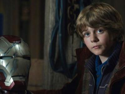 'Avengers 4' Is Bringing Back 'Iron Man 3' Whiz Kid Ty Simpkins