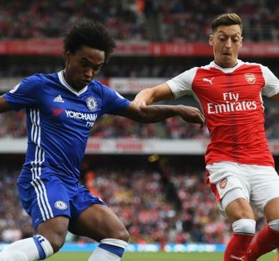 Ozil to Man Utd? Willian move more likely, says Wilkins
