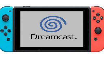 Sega close to making Dreamcast games on Switch a reality