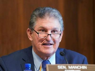 Manchin balks at GOP's smaller infrastructure plan - and says he can back $4 trillion as long as it's paid for