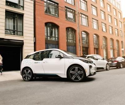 BMW ReachNow Launches at NYC Residences