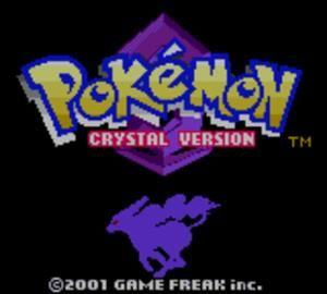 Pokemon Crystal is coming to the Nintendo 3DS eShop next month