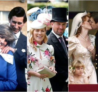 The Queen's grandson is getting a divorce. Here are 5 other royal couples who called it quits