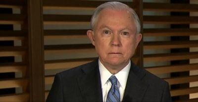 AG Sessions did not disclose meetings with Russian officials, DOJ says