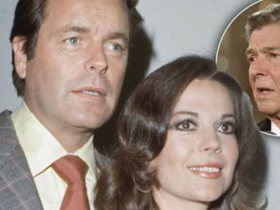 Cover-Up? Robert Wagner's Ties To Natalie Wood's Death Hidden By Ronald Reagan