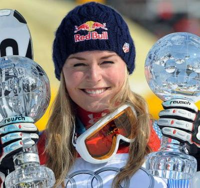 Lindsey Vonn reveals how much skiers get paid - and it's not as much as you think