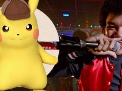 Detective Pikachu Lands The Get Down Star Justice Smith