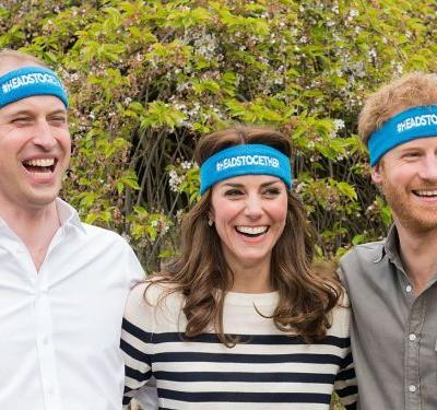 These hilarious pictures of Prince Harry third-wheeling with Kate Middleton and Prince William will make you a little sad that he's getting married
