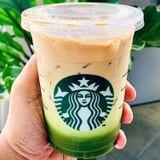 I Can't Take My Eyes Off of Starbucks's Caffeine-Packed Matcha Espresso Fusion Drink