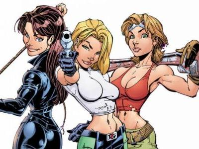 Danger Girl Movie in Development from Resident Evil Producers