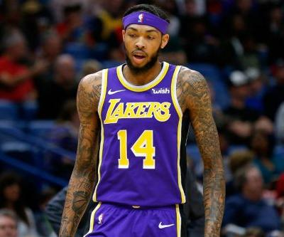 Brandon Ingram Expected To Miss Rest of Season with DVT in Right Arm