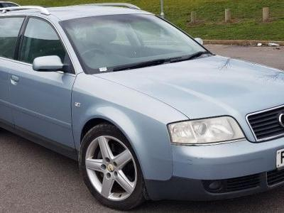 This £995 CVT-Equipped Audi A6 Is The Perfect V6 Bargain Hack