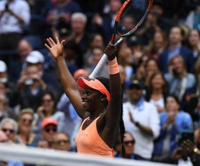 Sloane Stephens romps to remarkable U.S. Open title