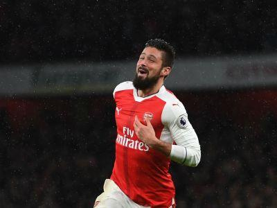 Giroud: 'Lucky' scorpion kick my best goal ever