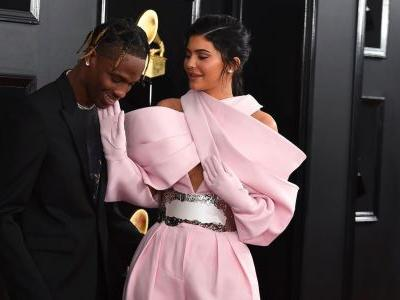 Kylie Jenner and Travis Scott Bust a Move During Romantic Vacay: 'Get It Parents!'