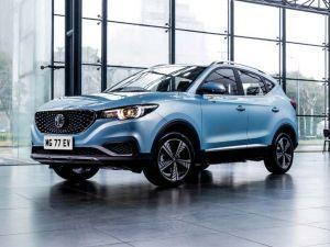 MG Motor India To Offer Free DC Fast Charging At ZS Electric Vehicle Launch