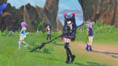 Cyberdimension Neptunia Aims For an October Release