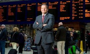 Network Rail and Abellio Have Announced Phil Verster Become Managing Director