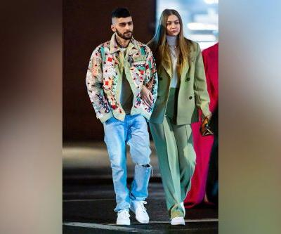 Gigi Hadid finally reveals name of her daughter with Zayn Malik