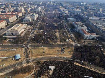 Trump Inauguration Attendance is Noticeably Less Than Expected