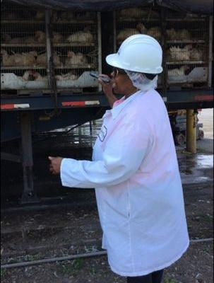 Faces of Food Safety: Meet Raynetta Jackson of FSIS