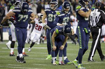 Walsh's missed kick, failed fake FG cost Seahawks vs Falcons