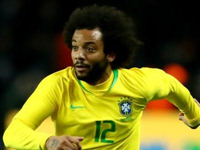 From beach football to Brazil captain: Marcelo living World Cup dream