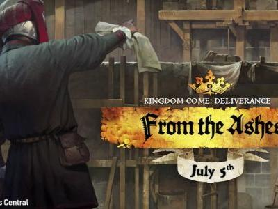 Kingdom Come: Deliverance 'From the Ashes' expansion launches next week