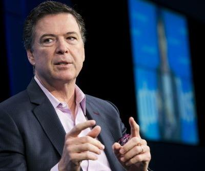 Justice Dept. finds no 'political bias' by Comey in Hillary probe