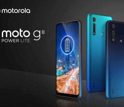 Motorola Moto G8 Power Lite Is Official With Great Cameras, Battery