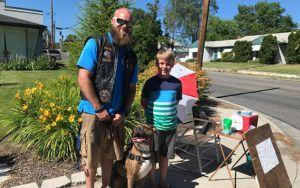 Boy's Lemonade Stand Raises Over $1,500 To Adopt A Pup