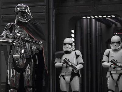Theaters Have Beefed Up Security For The Star Wars: The Last Jedi Premiere Weekend