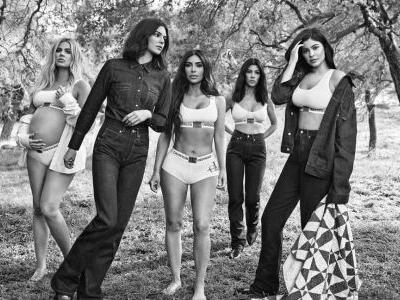 The Kardashian-Jenner Sisters Are Back For Another Calvin Klein Campaign
