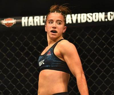 Tatiana Suarez agrees Maycee Barber eventually will be UFC champion - on one condition