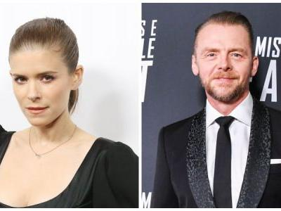 High-Stakes Thriller Inheritance Lands Kate Mara and Simon Pegg