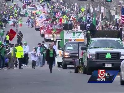 Nobody does St. Patrick's Day like Southie