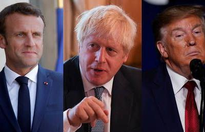 Do the British want to become 'vassal' of Trump's US? Macron taunts BoJo over no-deal Brexit